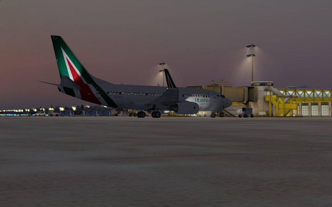 Review: Milan Linate