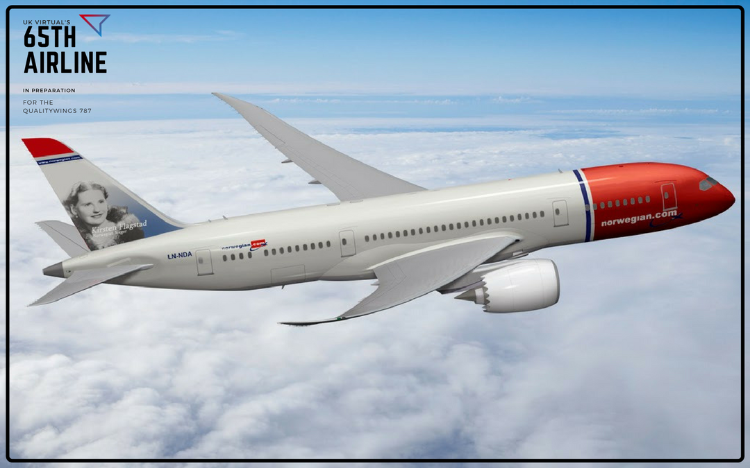 New Airline!