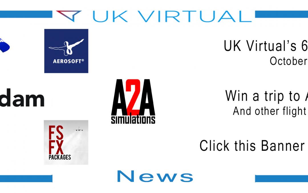 UK Virtual 6th Birthday