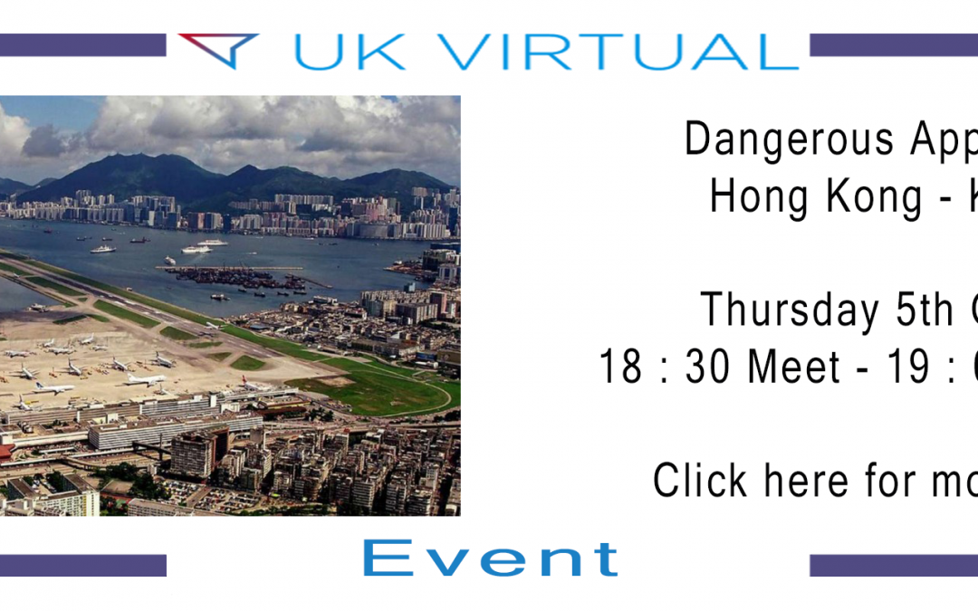 Dangerous Approaches Series – Hong Kong to Kai Tak