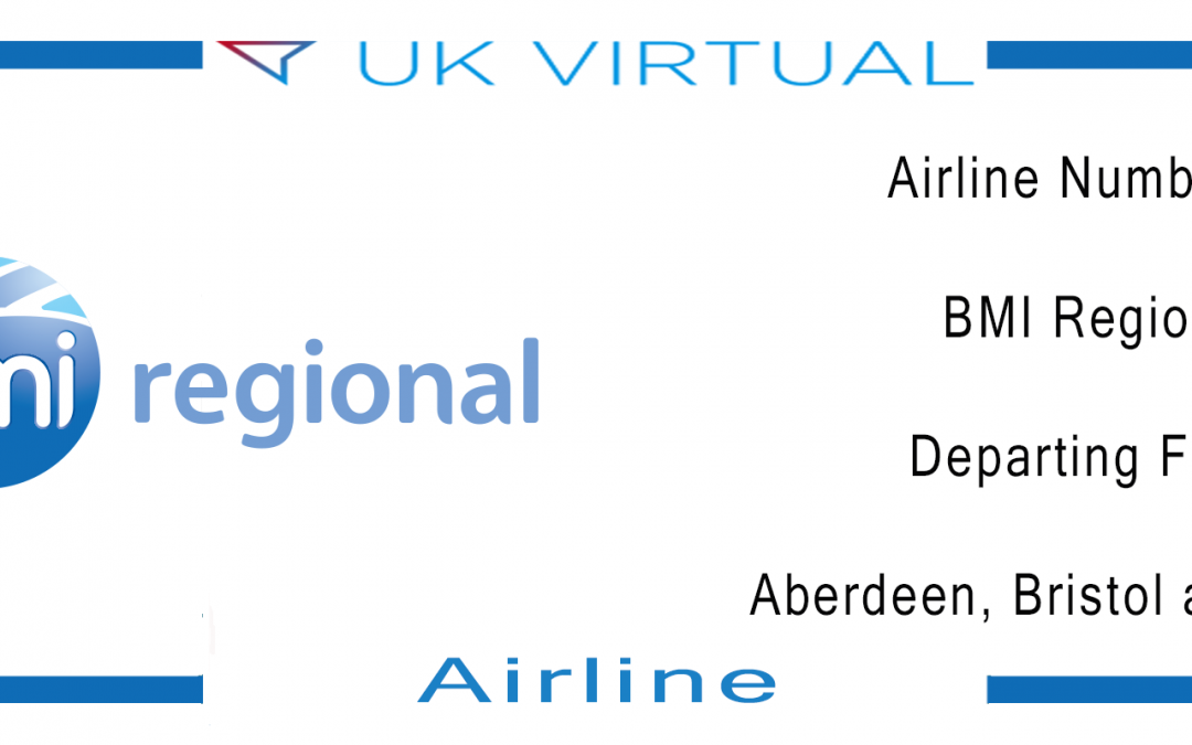 Airline Number 19: BMI Regional