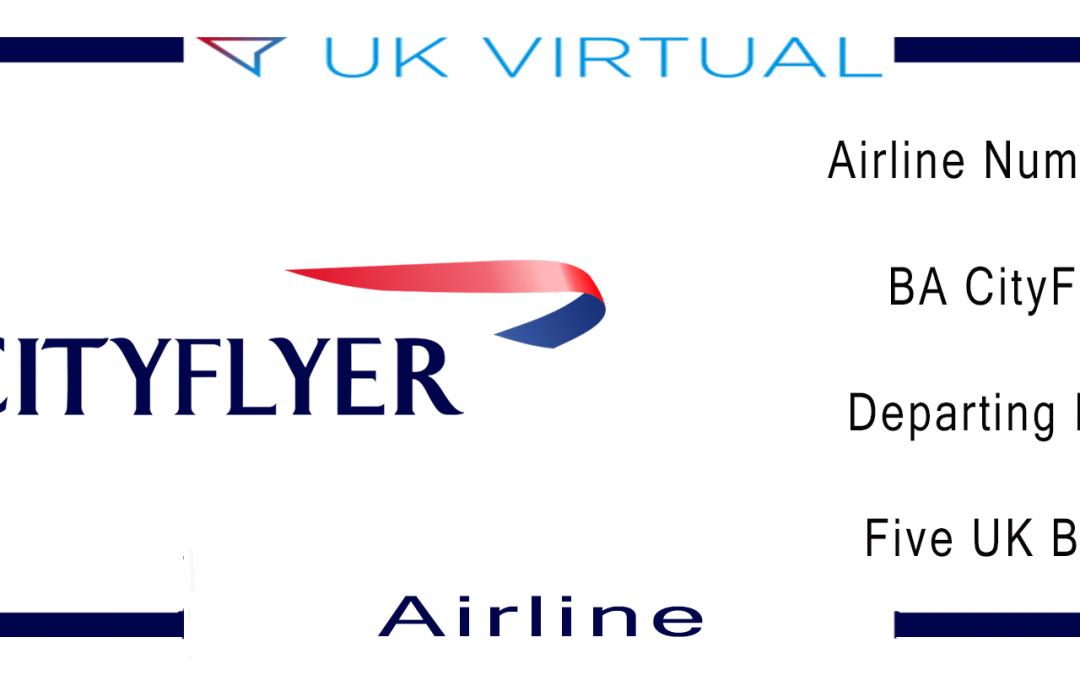 Airline Number 22: BA CityFlyer