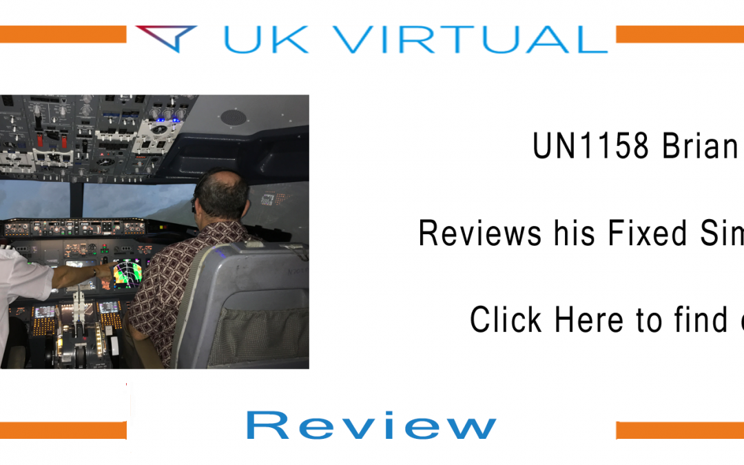 UNI1158 Brian – Fixed Flight Sim Experience