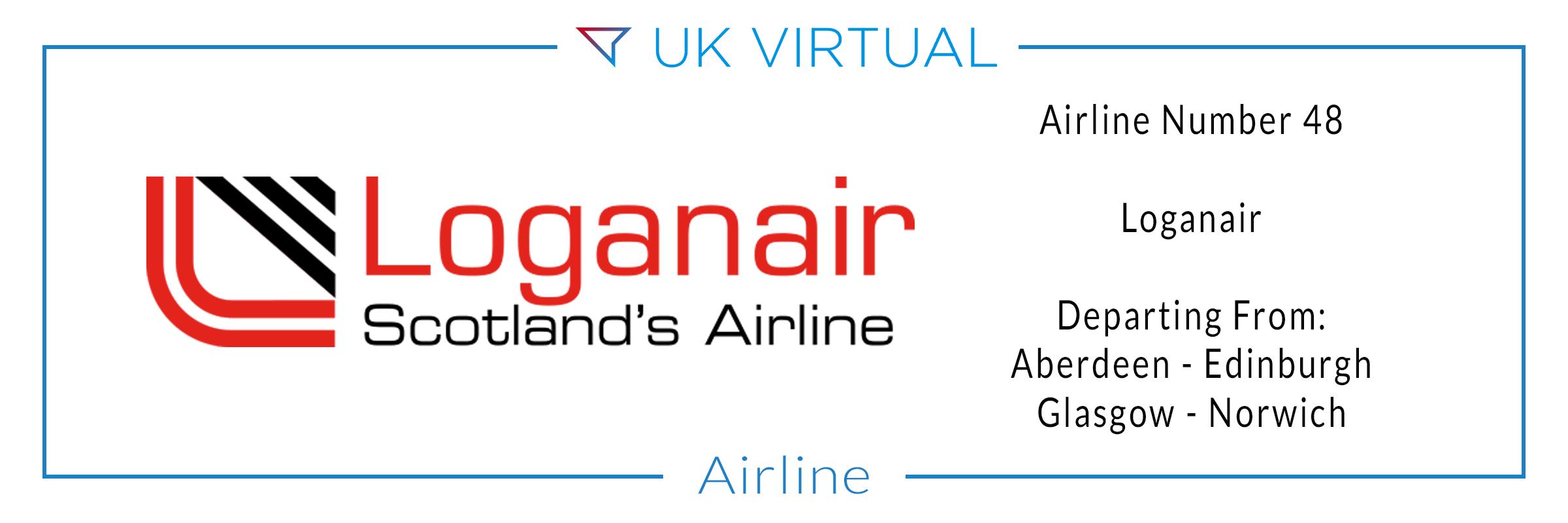 Airline Number 48: Loganair
