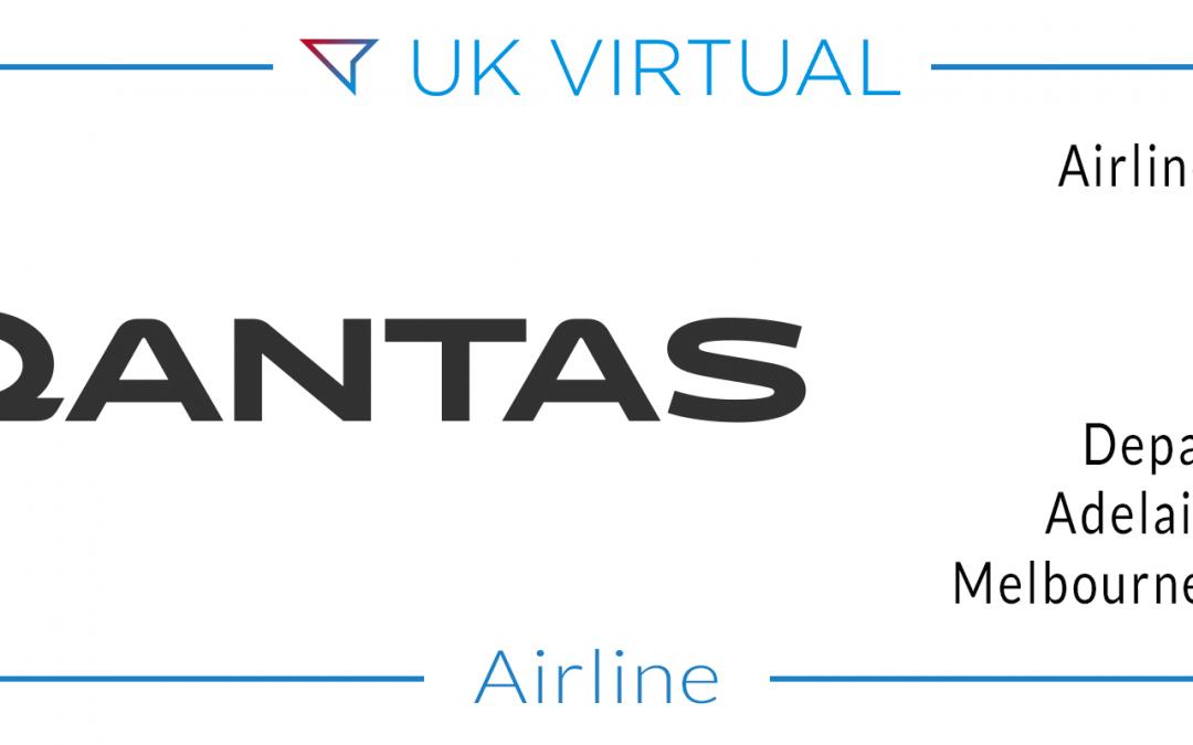 Airline Number 54: Qantas
