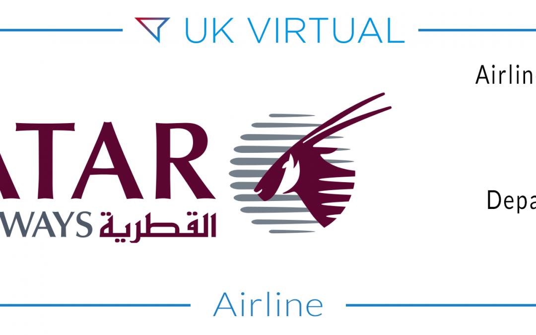 Airline Number 55: Qatar Airways