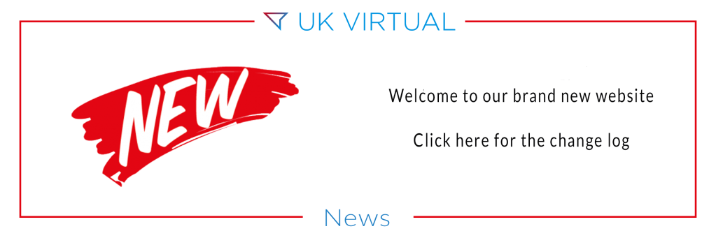 UKVirtual Website refresh 2018