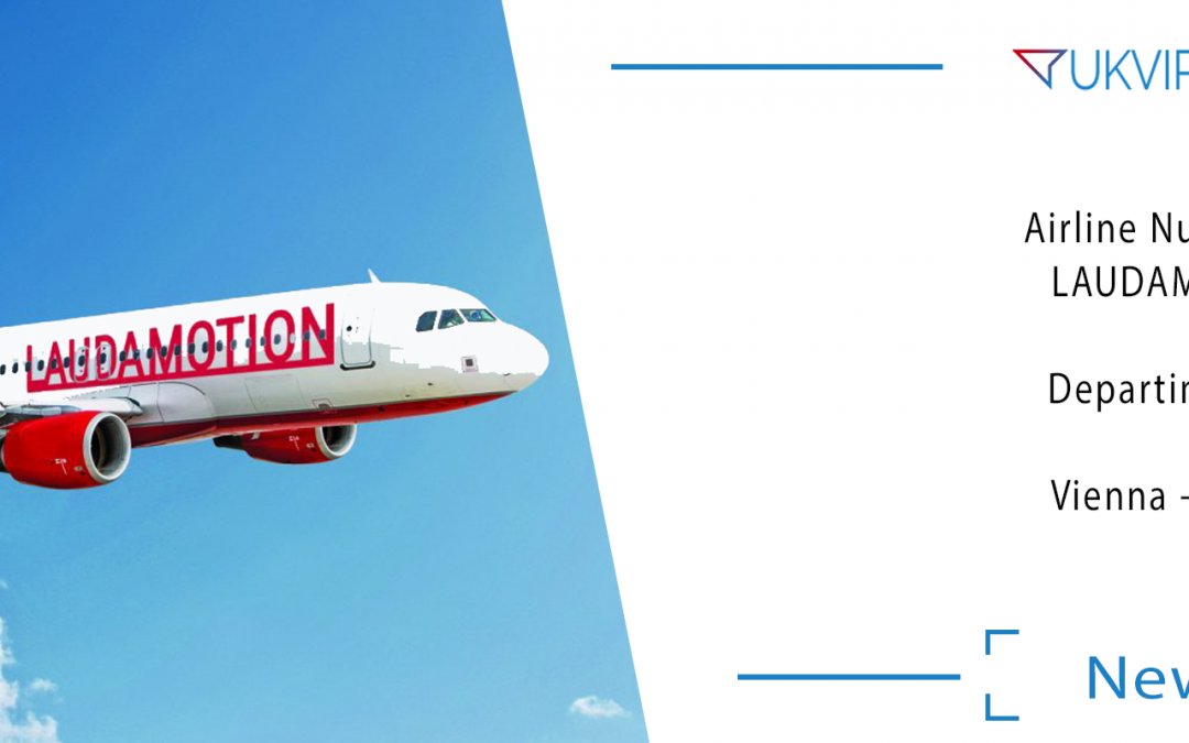 Airline Number 89: Laudamotion