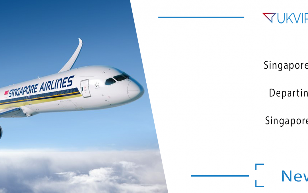 Airline Number 98: Singapore Airlines