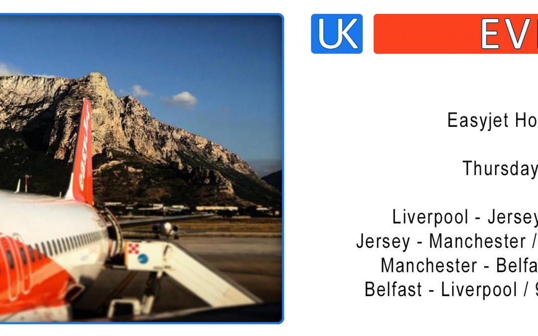 Easyjet hops evening – Thursday 25th July!