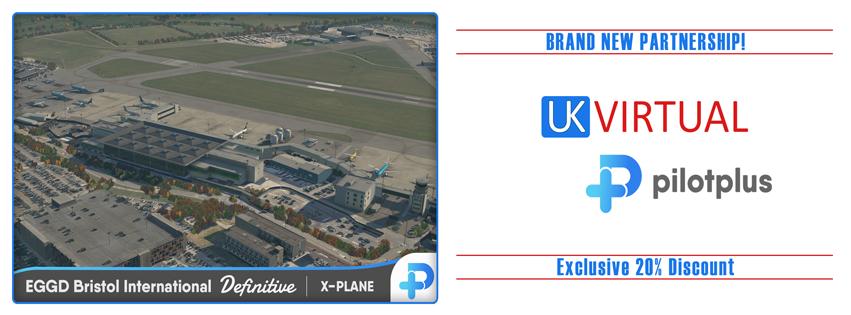 UK virtual partners with Pilot Plus!