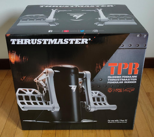 Thrustmaster Pendular Rudder Review