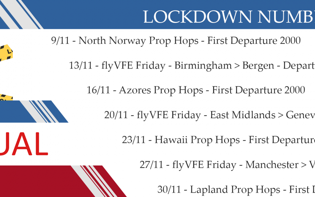 Lockdown Number 2 – Events