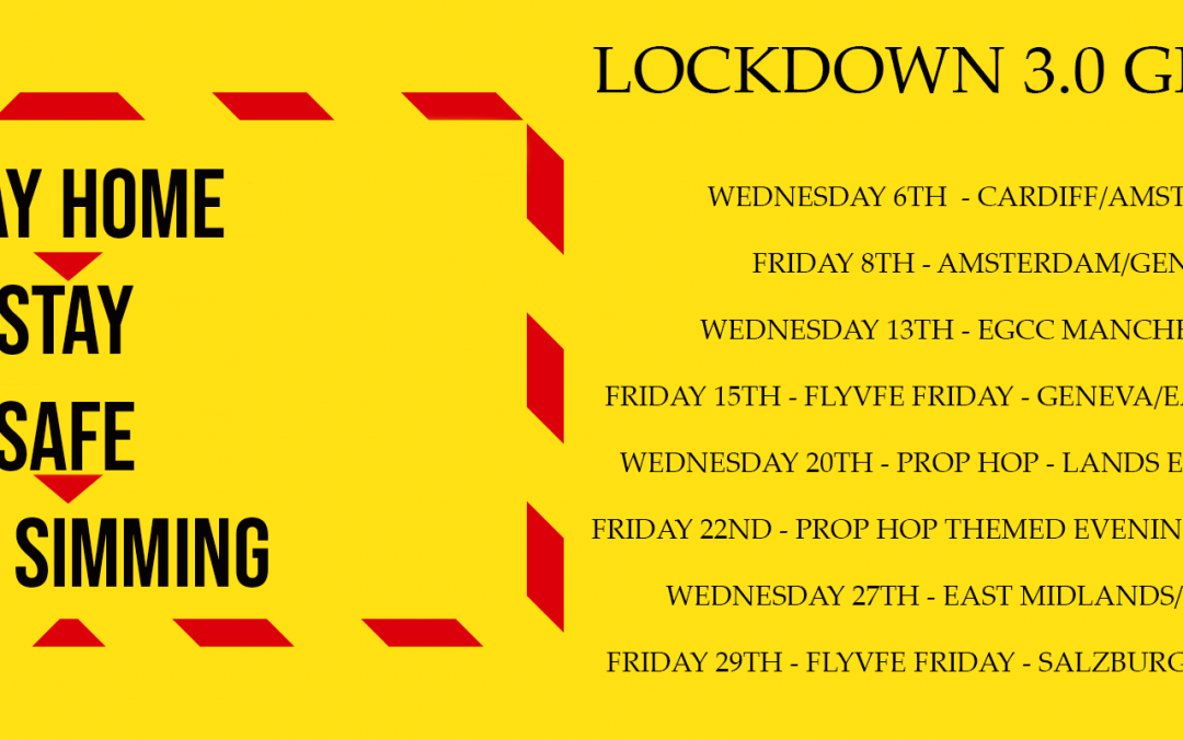 Lockdown Group Flights