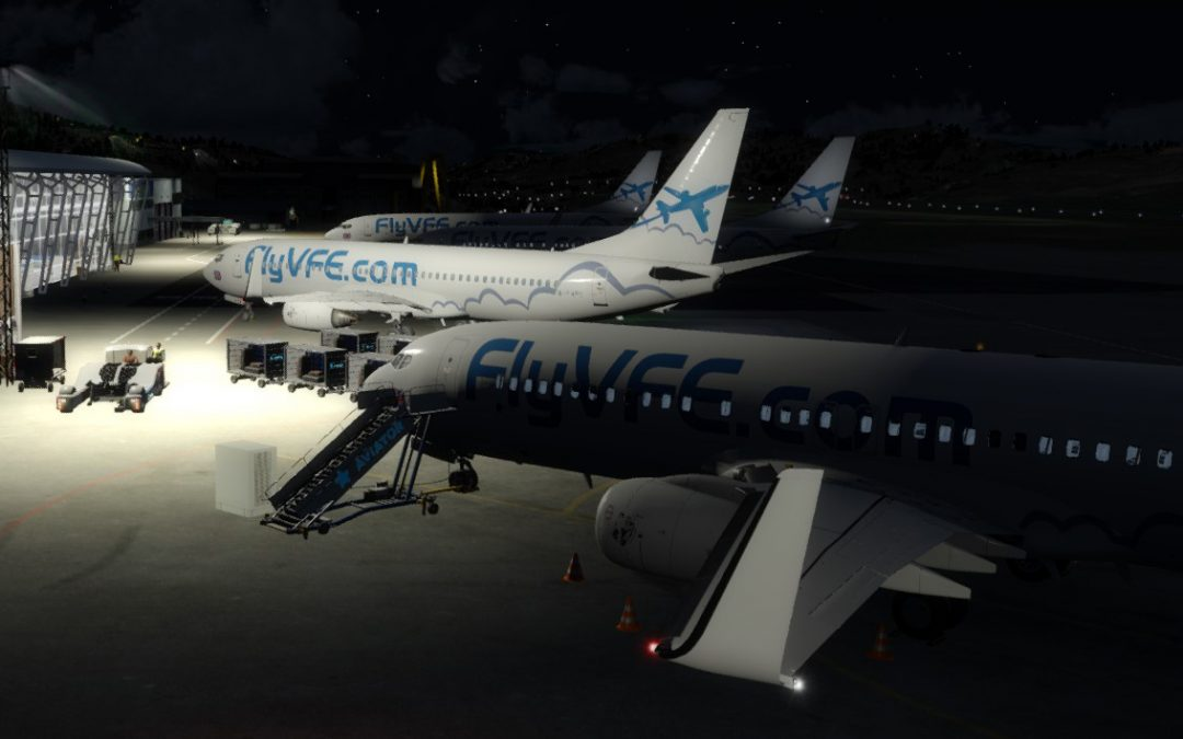 New Group Flight – 29/01/2021 20:00