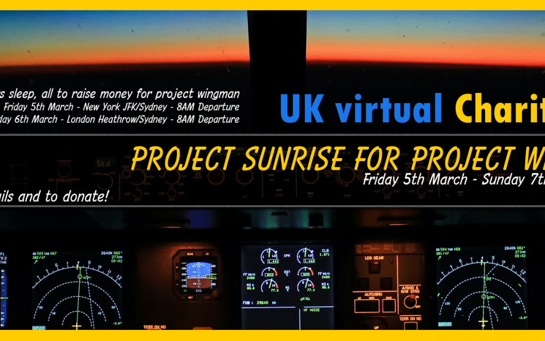 Project Sunrise for Project Wingman
