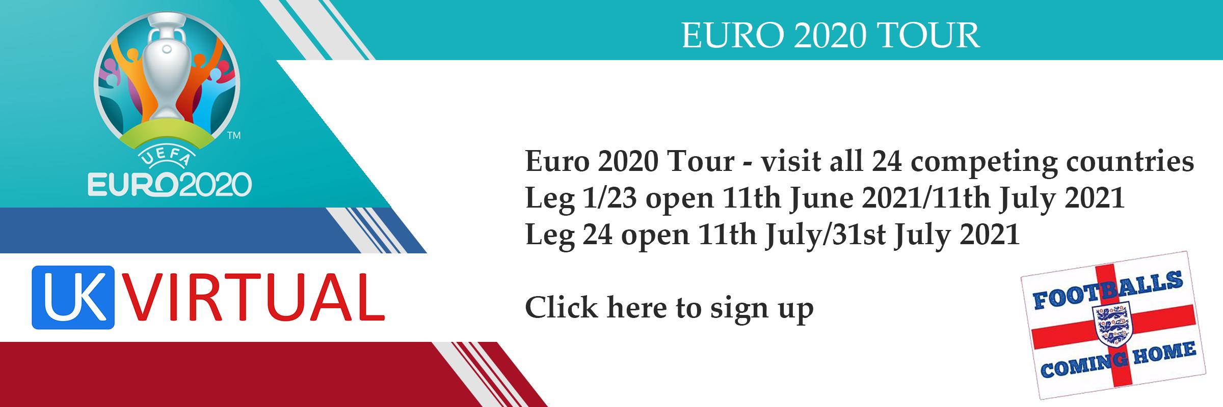 Euro 2020 Tour