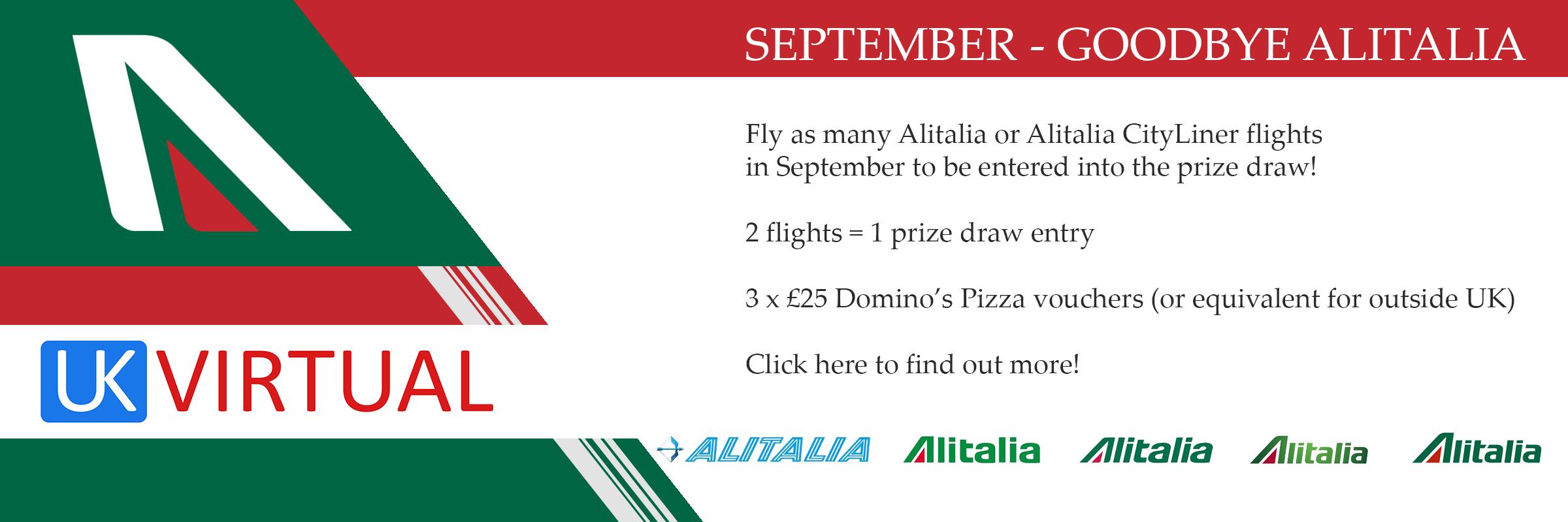 Goodbye Alitalia